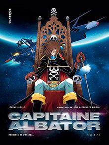Capitaine Albator - Mémoires de l'Arcadia, Tome 1 : Les doigts glacés de l'oubli