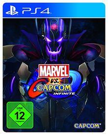 Marvel vs Capcom Infinite - Deluxe Steelbook Edition - [PlayStation 4]