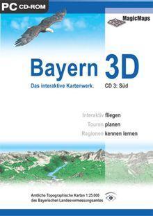 Bayern 3D: CD 3, Süd