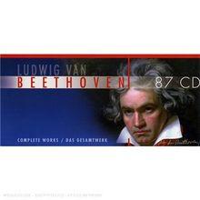Ludwig van Beethoven Gesamtwerk