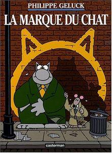le chat t.14 ; la marque du chat