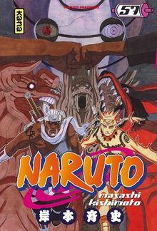 Naruto, Tome 57 :