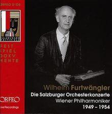 Die Salzburger Orchesterkonzerte 1949-1954
