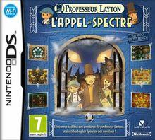 Third Party - Professeur Layton et l'appel du spectre Occasion [DS] - 0045496471576