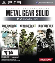 Metal Gear Solid (HD Collection) (US-Version)