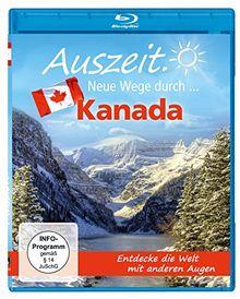 Auszeit. Neue Wege durch...Kanada [Blu-ray]