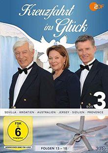 Kreuzfahrt ins Glück - Box 3 - Folge 13-18 (3 DVDs)