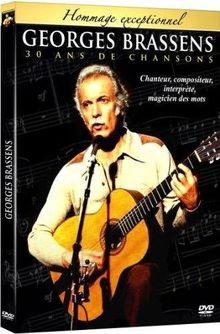 Georges brassens : 30 ans de chansons [FR Import]