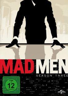 Mad Men - Season 3 [4 DVDs]