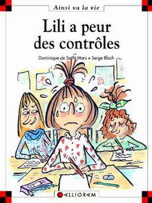 Lili a Peur Du Controle (52) (Ainsi Va la Vie)