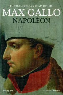 Napoléon : Tome 1 (Bouquins)
