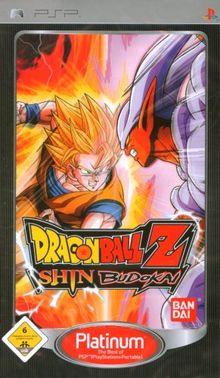 Dragonball Z: Shin Budokai [Platinum]