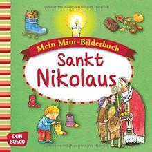 Mein Mini-Bilderbuch: Sankt Nikolaus (Mini-Bilderbuch Glaubenswelt)