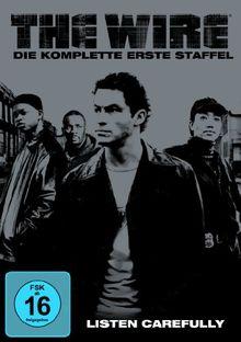 The Wire - Die komplette erste Staffel [5 DVDs]