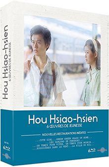 Coffret Hou Hsiao-Hsien, 6 Oeuvres de Jeunesse– 6 BD [Blu-ray] [Nouvelles restaurations inédites]