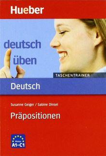 Deutsch üben. Deutsch als Fremdsprache: Präpositionen
