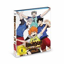 Haikyu!! Season 2 - Vol. 2 (Episode 07-13) [Blu-ray]