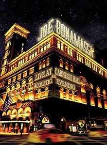 Joe Bonamassa - Live At Carnegie Hall - An Acoustic Evening [2 DVDs]