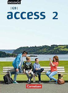 English G Access - G9 - Ausgabe 2019: Band 2: 6. Schuljahr - Schülerbuch: Kartoniert
