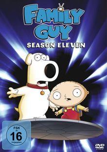 Family Guy - Season 11 [3 DVDs]