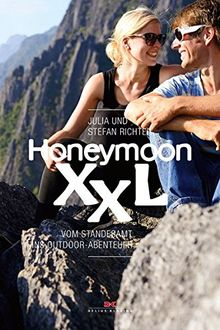 Honeymoon XXL: Vom Standesamt ins Outdoor-Abenteuer