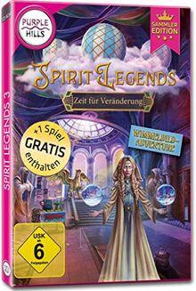 Spirit Legends 3 – Zeit für Veränderung|Standard/Upgrade/Home/Personal/Professional usw.|1 Gerät / 2 Geräte usw.|unbegrenzt|PC/Mac/Android usw.|Disc|Disc