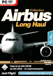 Flight Simulator X - Airbus Collection: Long Haul