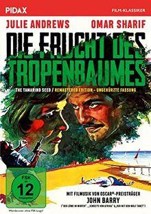 Die Frucht des Tropenbaumes - Remastered Edition / Packendes Agenten-Liebesdrama mit Starbesetzung in ungekürzter Fassung (Pidax Film-Klassiker)