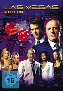 Las Vegas - Season 2 [6 DVDs]