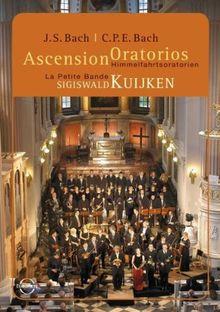 Bach, Johann Sebastian / Carl Philipp Bach - Himmelfahrtsoratorien