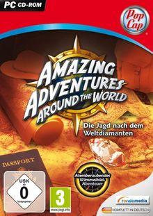 Amazing Adventures Around the World - Die Jagd nach dem Weltdiamanten