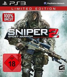 Sniper: Ghost Warrior 2 - Limited Edition (100% uncut)