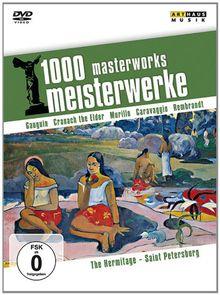1000 Meisterwerke, Hermitage - Saint Petersburg, 1 DVD