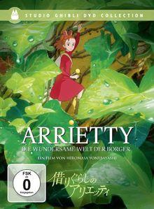Arrietty - Die wundersame Welt der Borger (Studio Ghibli DVD Collection) [2 DVDs] [Special Edition]