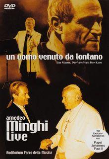 Amedeo Minghi - Un uomo venuto da lontano