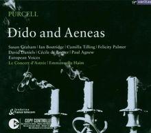 Purcell - Dido and Aeneas / Graham, Bostridge, Tilling, Palmer, Daniels, Agnew, Le Concert d'Astrée, Haïm