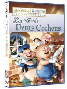 Disney animation collection vol. 2 : les trois petits cochons