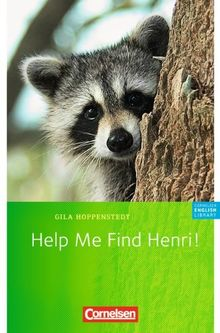 Cornelsen English Library - Fiction: 4./5. Schuljahr, Stufe 1 - Help me find Henri!: Textheft