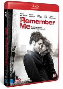 Remember me [Blu-ray] [FR Import]