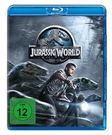 Jurassic World (inkl. Digital Ultraviolet) [Blu-ray]