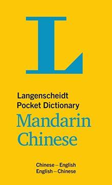 Langenscheidt Pocket Dictionary Mandarin Chinese: Chinesisch-Englisch/Englisch-Chinesisch (Langenscheidt Pocket Dictionaries)