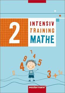 Intensivtraining Mathe: Arbeitsheft 2
