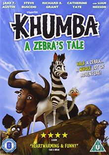 Khumba: A Zebra's Tale [DVD] [UK Import]