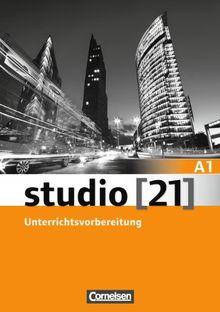 """A1: Gesamtband - Unterrichtsvorbereitung (Print): Mit Toolbox CD-ROM """"Der Arbeitsblattgenerator"""" (studio [21])"""