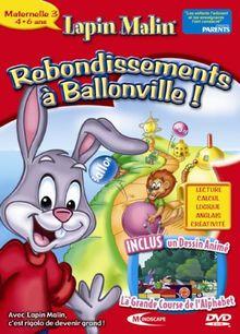 Lapin Malin maternelle 3 (4/6 ans grande section) rebondissements à Ballonville [Import]