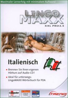 LingoMAXX XXL Pro 2.5 - Italienisch