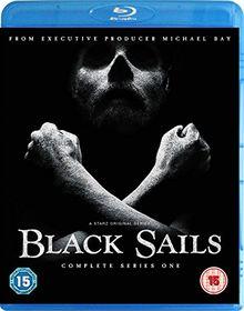 Black Sails [4Blu-Ray] (IMPORT) (Keine deutsche Version)