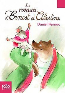 Le roman d'Ernest et Célestine (Cart Post Voile)