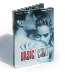 Basic Instinct (Steelbook) [Special Edition] [2 DVDs]