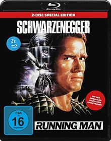 Running Man - Uncut (2-Disc Softbox inkl. Bonus) (+ Bonus-Blu-Ray)